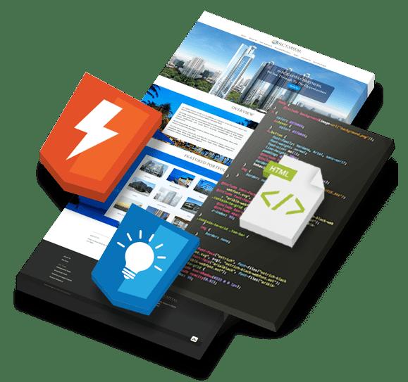 Разработка сайтов в Кишинёве, Молдова